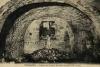 chapelle intérieur de la crypte (Rdc): CPA fin XIXème.